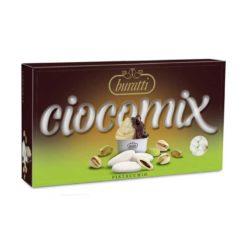 Confetti Buratti Ciocomix al pistacchio