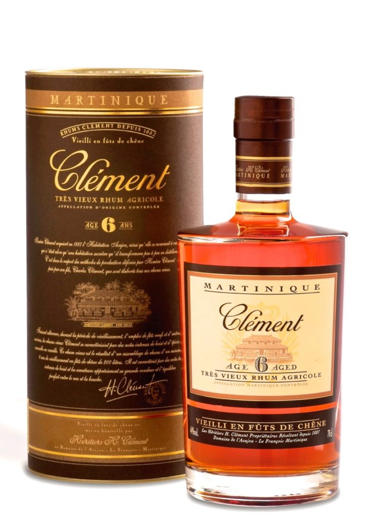rum invecchiato 6 anni gran riserva