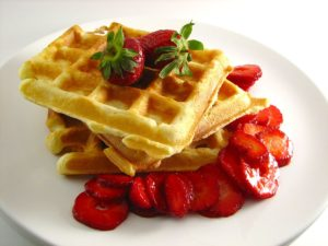 waffle ricetta semplice