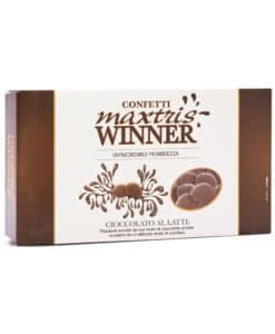 maxtris winner cioccolato al latte
