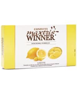confetti maxtris winner limone