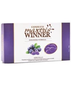 confetti maxtris winner mirtillo