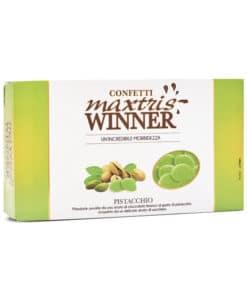 confetti maxtris winner pistacchio