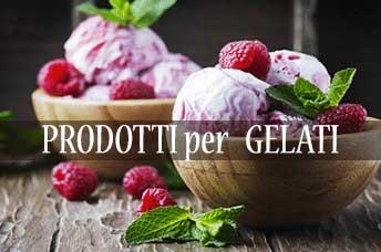 Prodotti per gelati