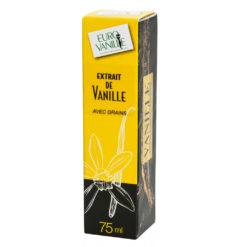 estratto naturale di vaniglia bourbon