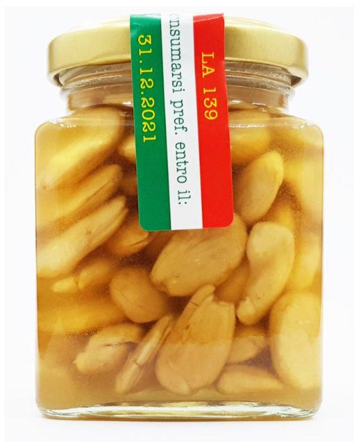miele acacia e mandorle