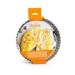 stampo crostata antiaderente tondo