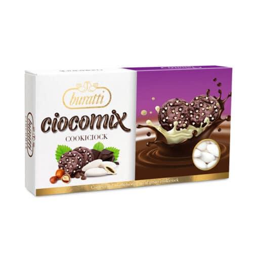 Confetti Buratti ciocomix cookiciock